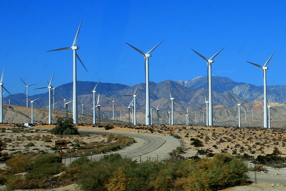 molinos de viento califormia