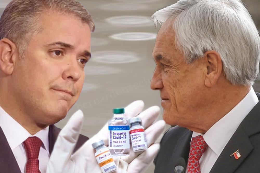 Vacunas COVID-19: Colombia y Chile, dos historias diferentes